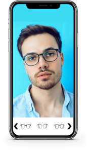 Fashion Technology try on glasses software
